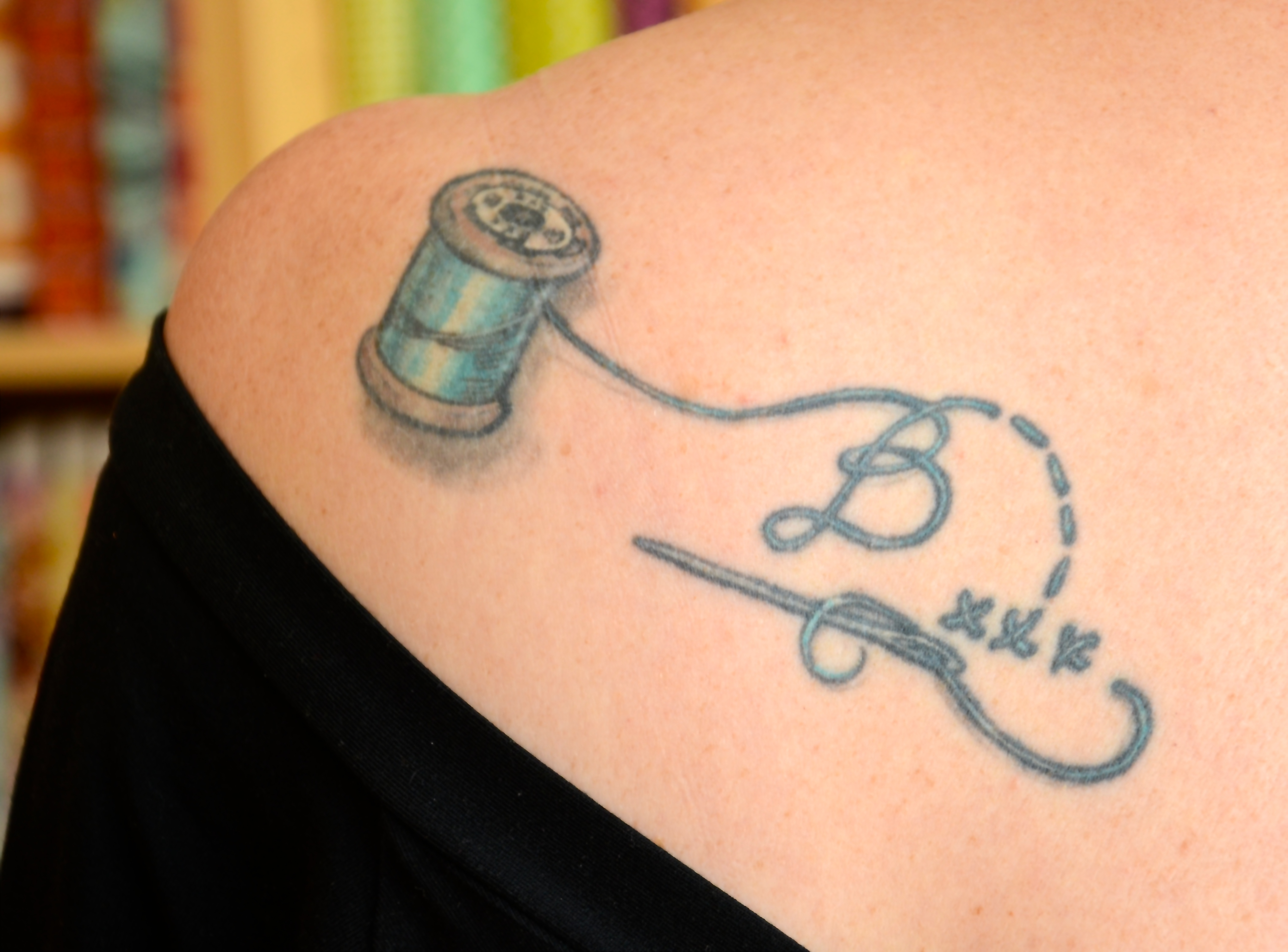 Sewing Tattoo Roundup – That's What She Sewed - Sew Modern ...